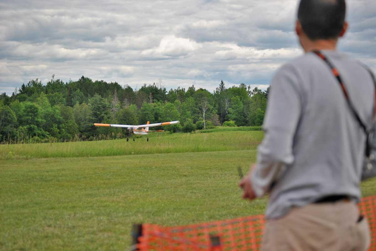 Flight Training Begins Tonight