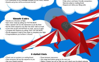 The Great Canadian Aerobatic Challenge