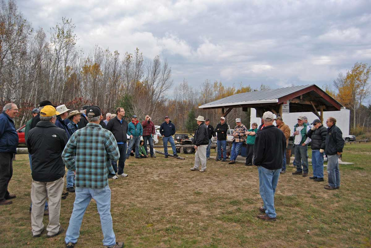 Oct 24 – Fall AGM and Field Clean Up
