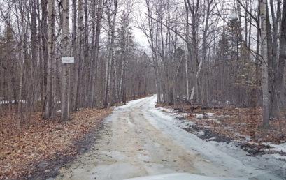Road Still Snowed In