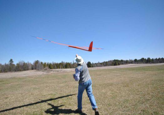Glider Aero Tow