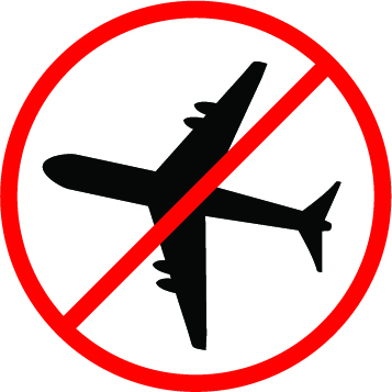 NOTAM – No flying Wednesday