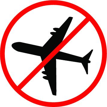 NOTAM – No flying Wednesday