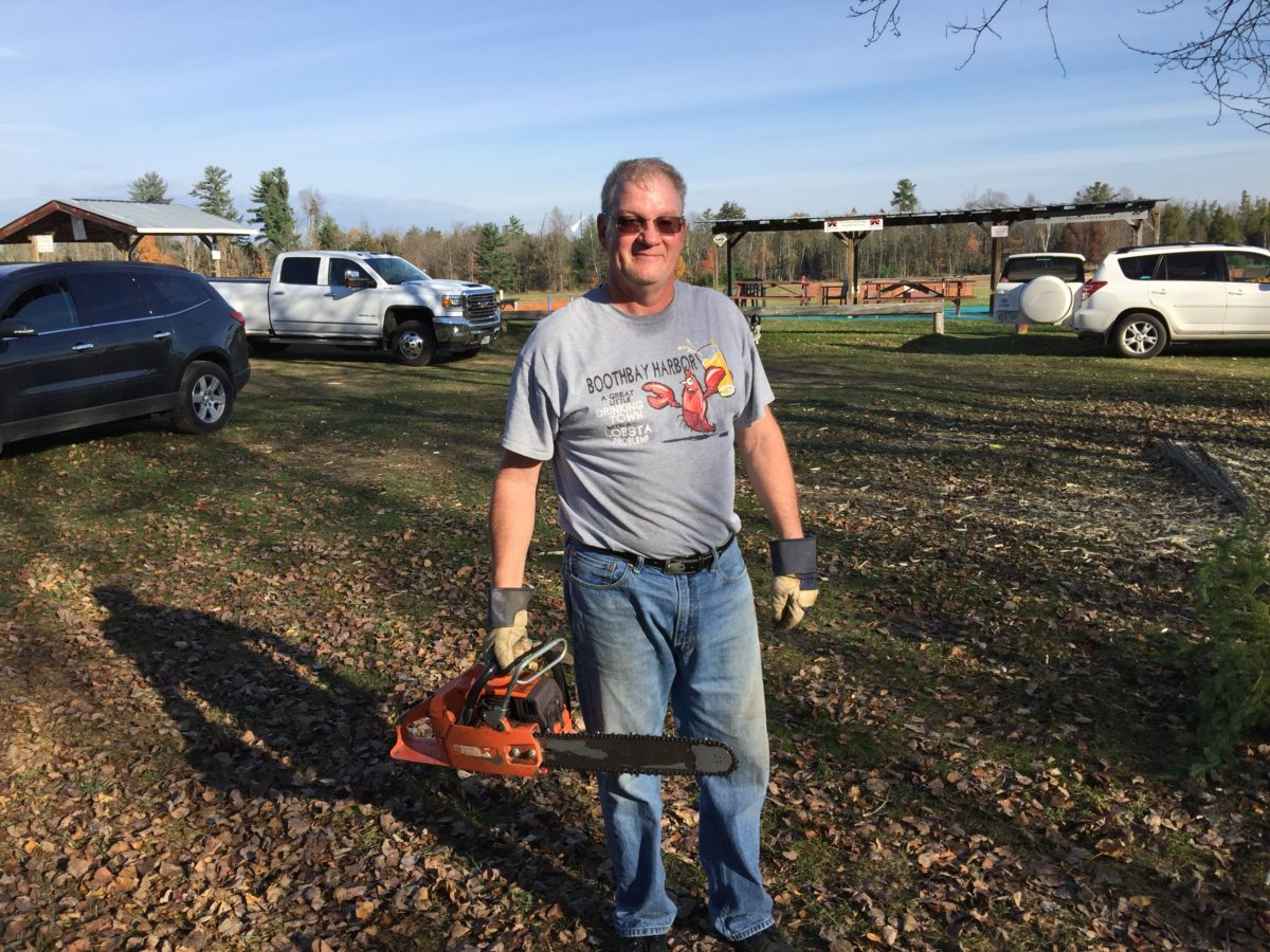 Fall Clean Up and AGM 2017