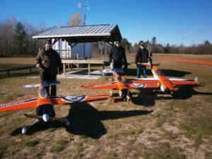 Arnprior Radio Control Club - November Flying