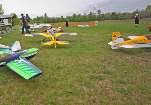 12th annual Ottawa Valley Giant Scale Warm-up