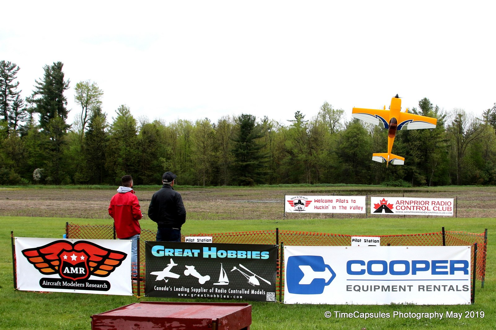 2019 Huckin In the Valley 3D Event Canada