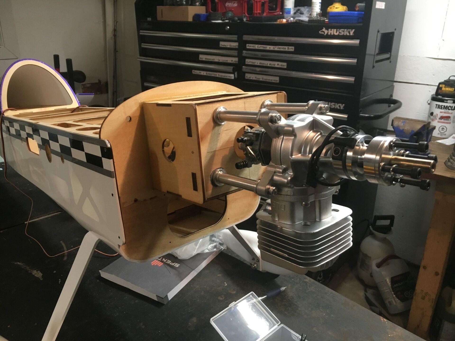 Arnprior Radio Control Club Member Build