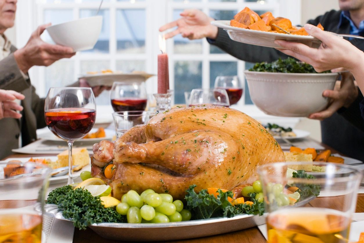 Gobble, Gobble- Important tips regarding Gout and Holiday Meals