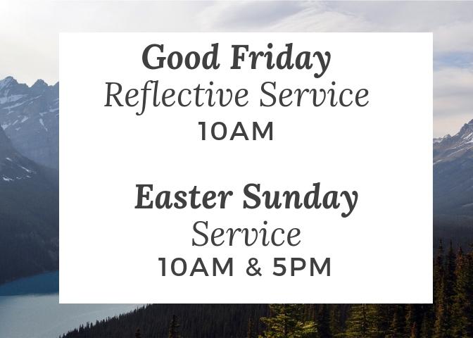 Celebrate Easter at MCC