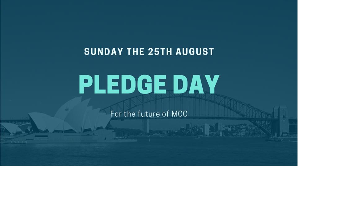 Pledge Day