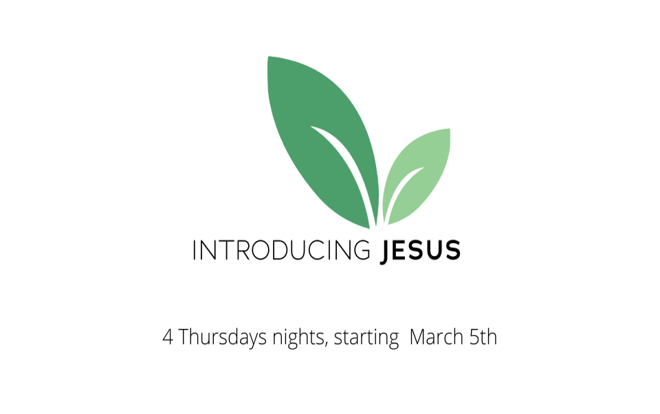 Introducing Jesus – on hold
