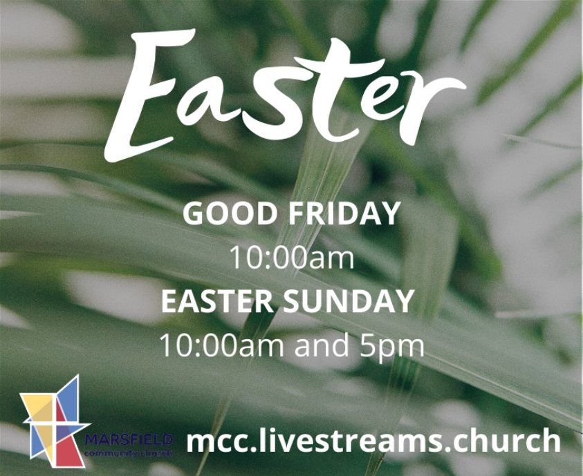 Good Friday Easter Service 10am