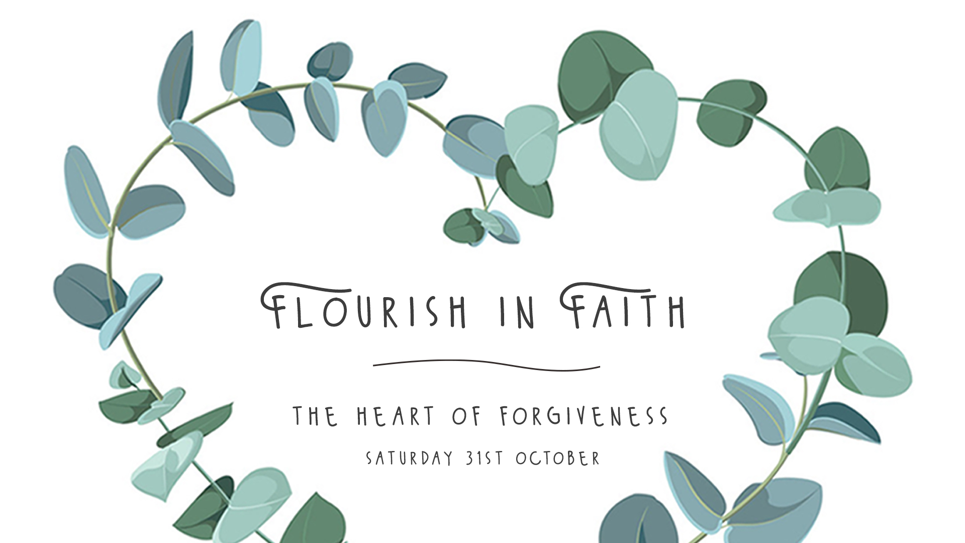 Flourish in Faith: The Heart of Forgiveness