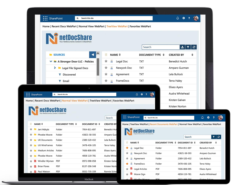 netDocShare-Resposive-Desktop-iPad-laptop