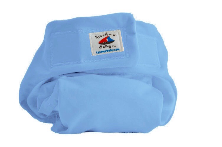 Eco Plush Bamboo One Size Pocket Diaper- Prince