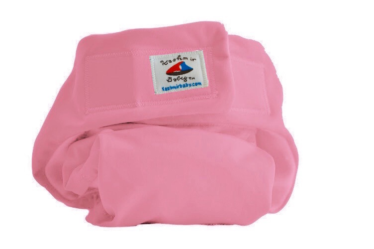 Eco Plush Bamboo One Size Pocket Diaper- Princess