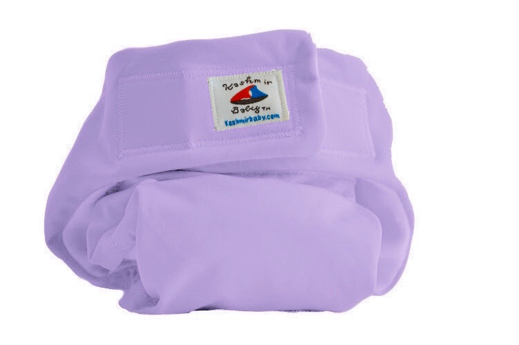 Eco Plush Bamboo One Size Pocket Diaper- Bubbles
