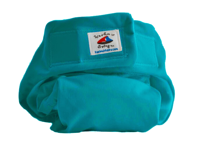 Eco Plush Bamboo One Size Pocket Diaper- Hopscotch