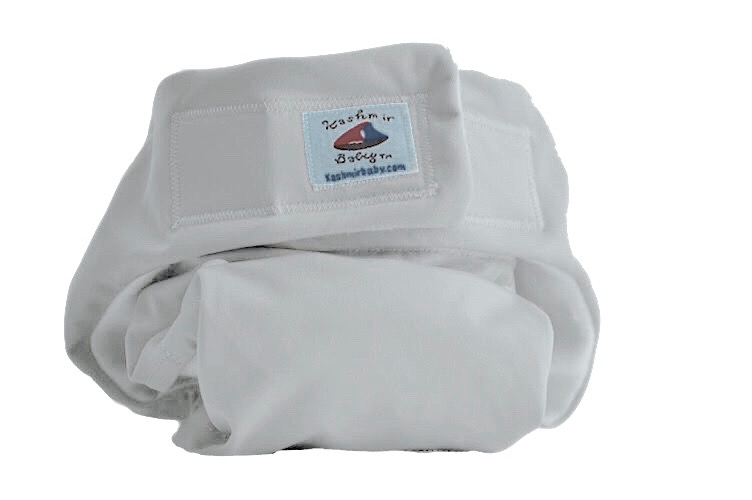 Eco Plush Bamboo One Size Pocket Diaper- Splashes