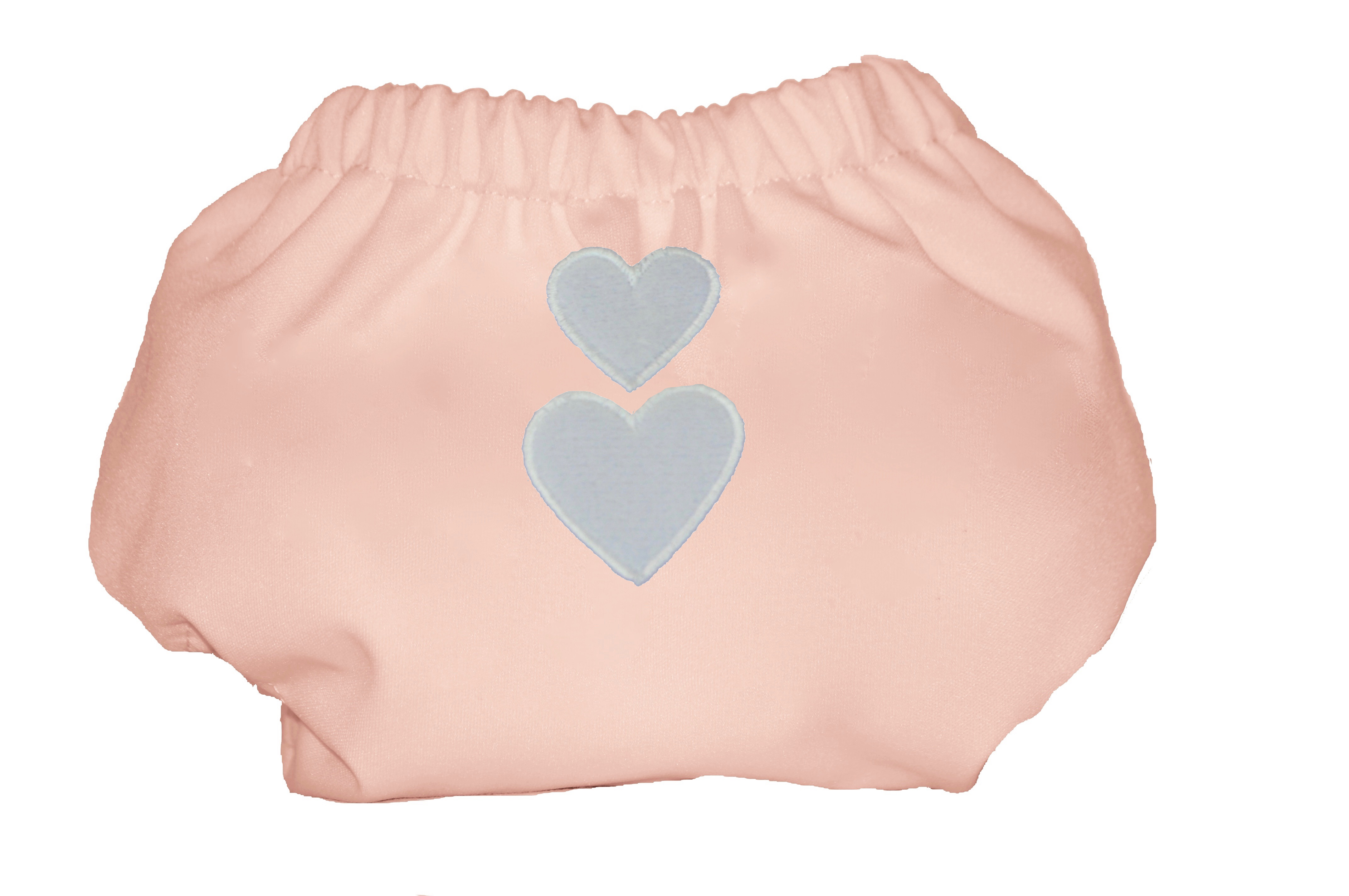 Eco Plush Bamboo One Size Pocket Diaper - Sweetheart