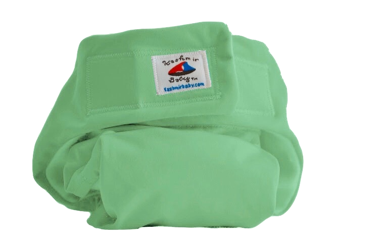 Eco Plush Bamboo One Size Pocket Diaper - Emerald