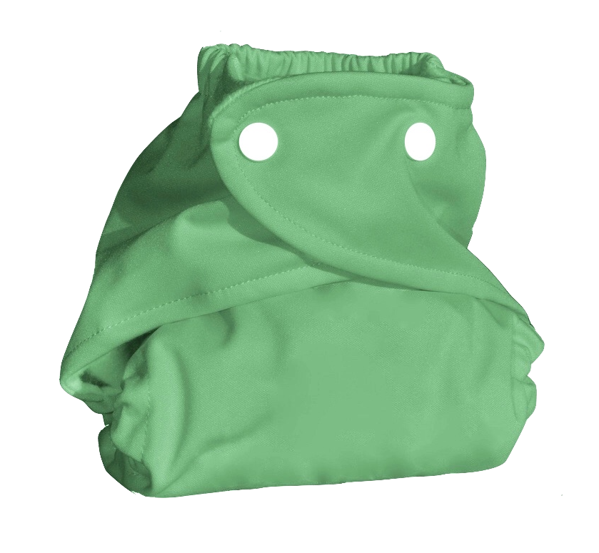 Eco Plush Bamboo One Size Pocket Diaper- Tadpole