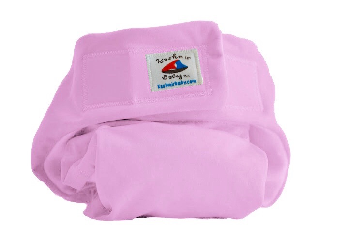 Eco Plush Bamboo One Size Pocket Diaper- Seashells