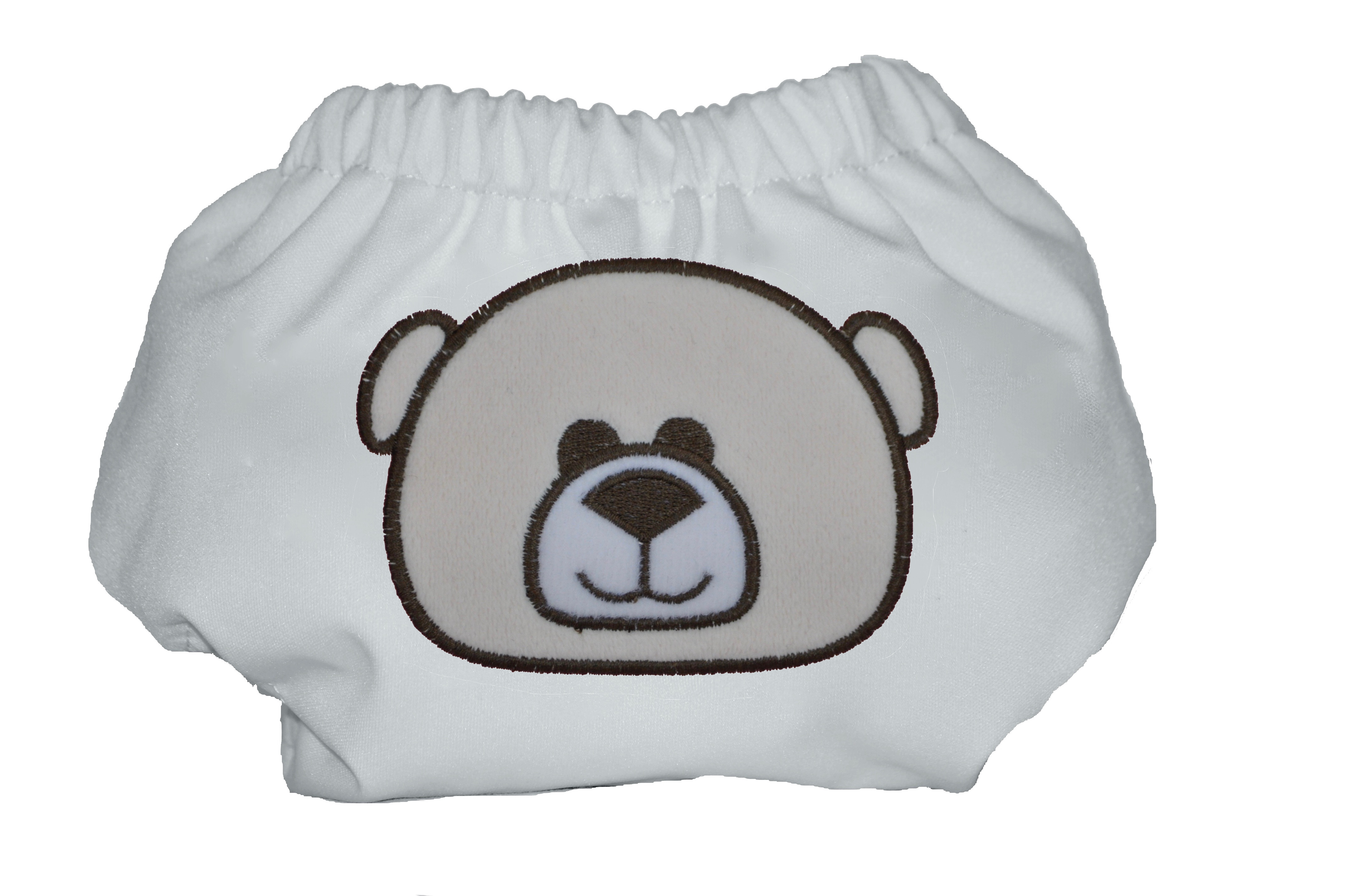 Eco Plush Bamboo One Size Pocket Diaper- Cutie
