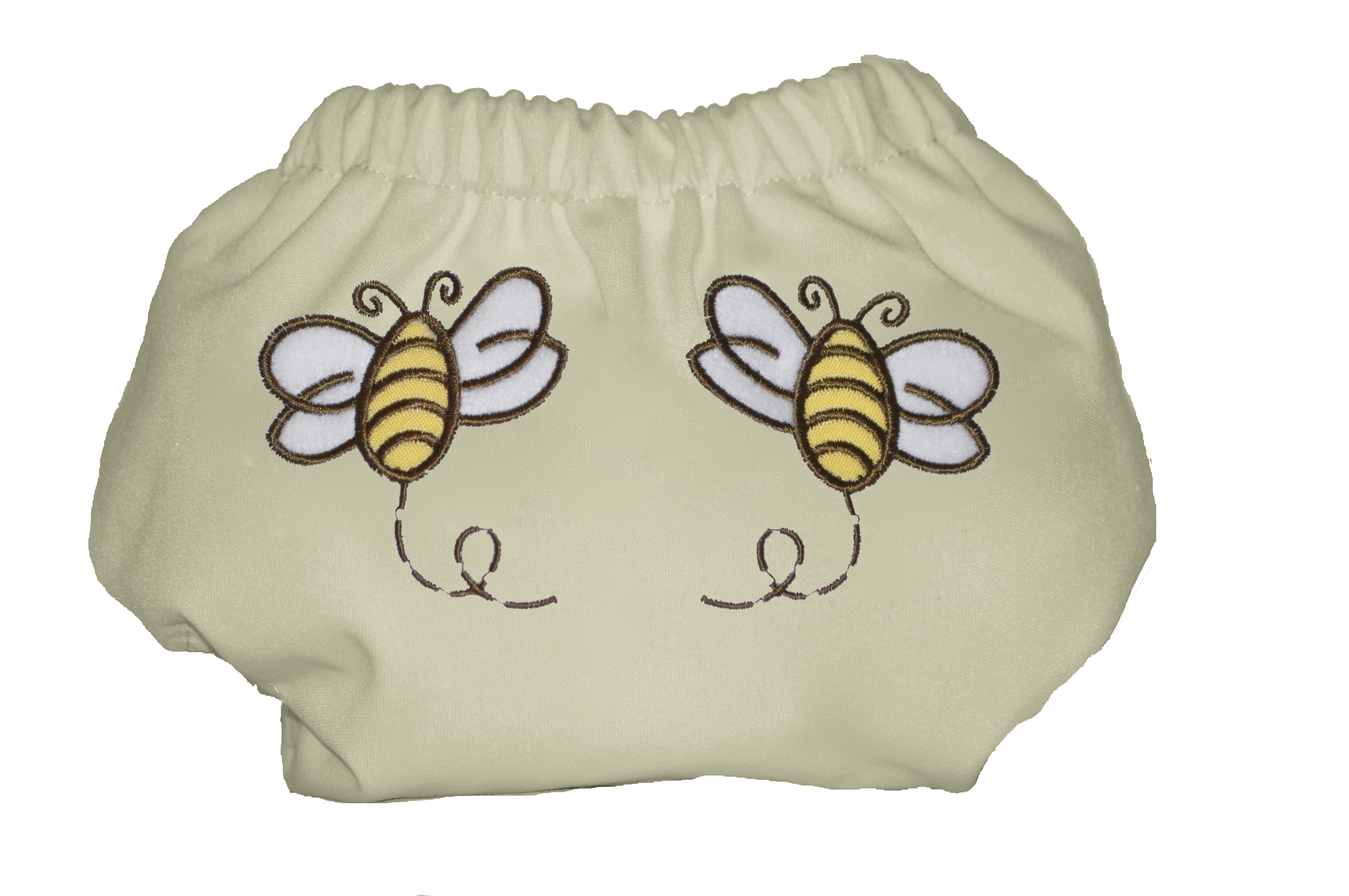 Eco Plush Bamboo One Size Pocket Diaper- Honey