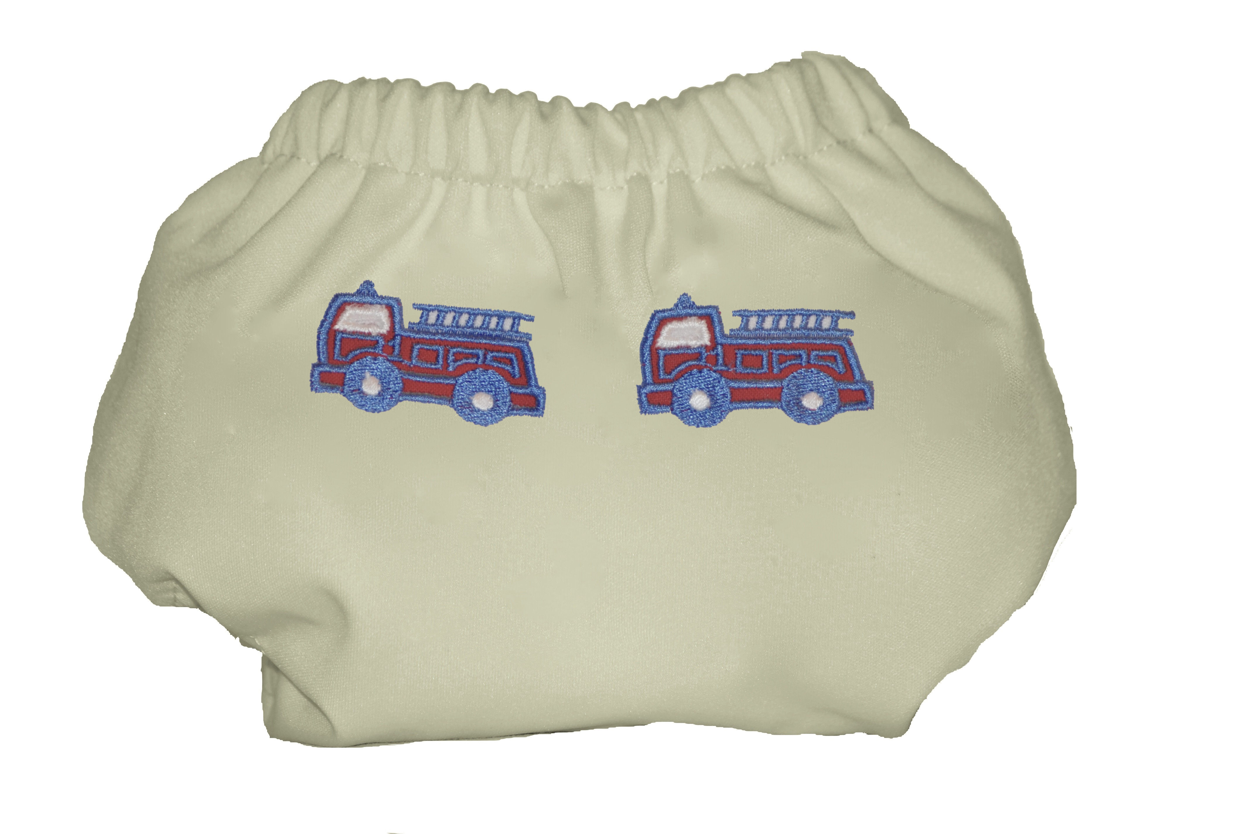 Eco Plush Bamboo One Size Pocket Diaper- Courageous