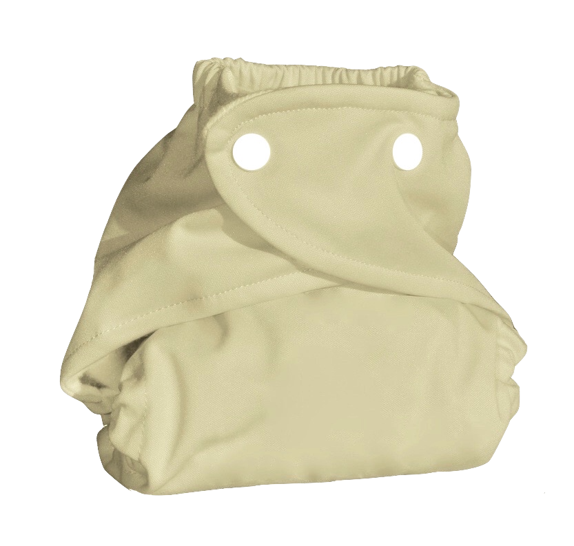 Eco Plush Bamboo One Size Pocket Diaper- Snickerdoodle