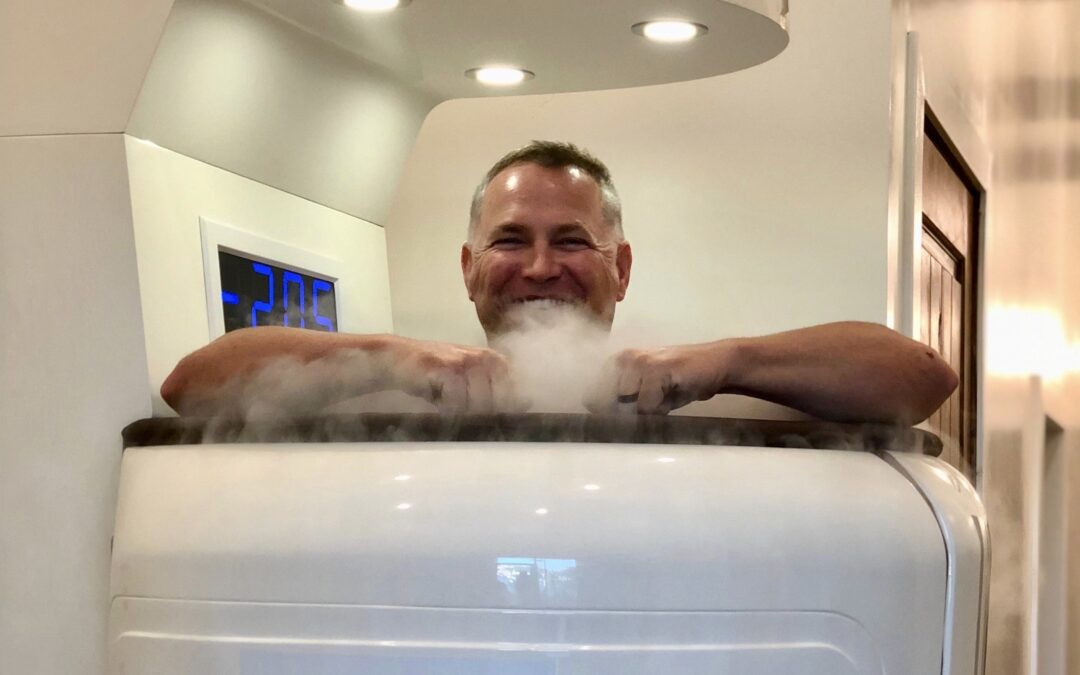 The Benefits of Cryotherapy!