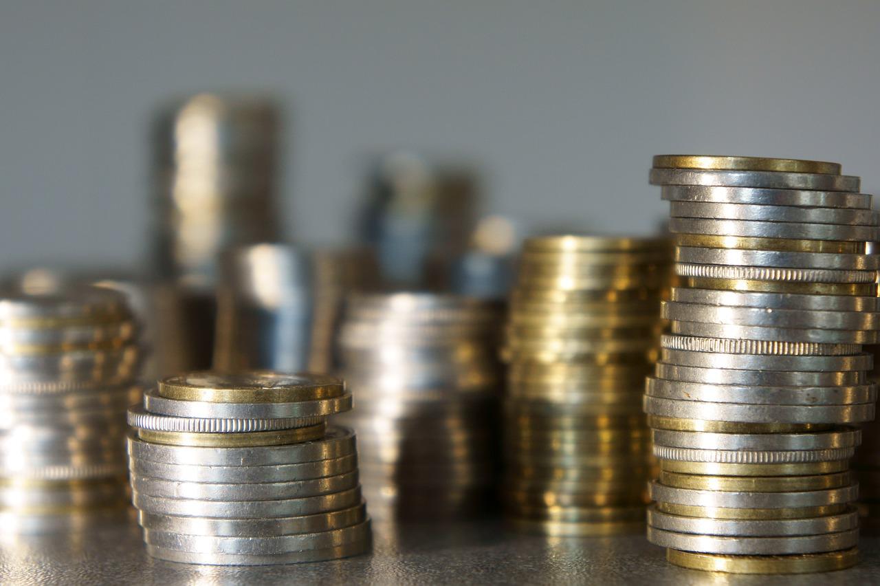 coins, money, cash