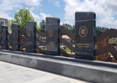 Sugar Hill Veterans Memorial