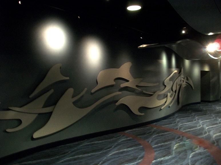 Option Signs Alpharetta Georgia Dolphins Decorative Metal