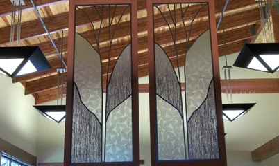 Option Signs Custom Decorative Metal and Metal Sheets