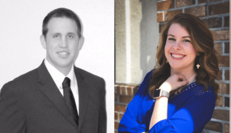 Devin Smetzer and Raegan Rowland Join Option Signs