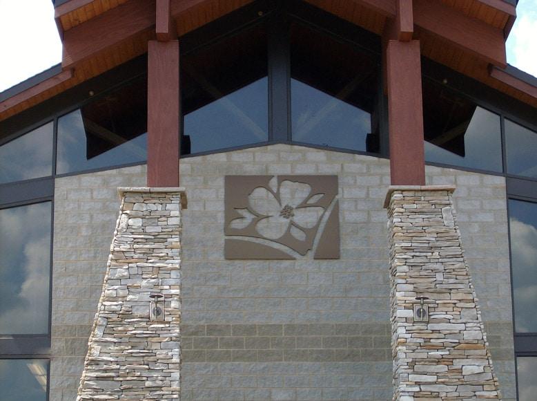 Option Signs Custom Signs Flower