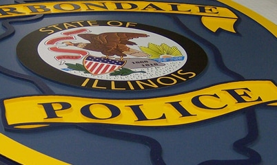 Option Signs Custom Signs Carbondale Illinois Police and Municipal