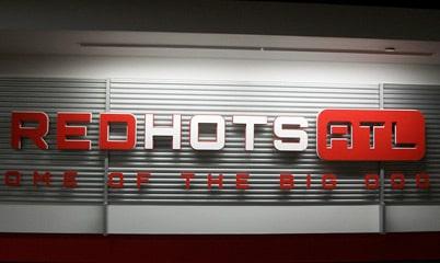Option Signs Custom Signs Hospitalty Casino