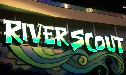 Option Signs Custom Signs Restaurant River Scout