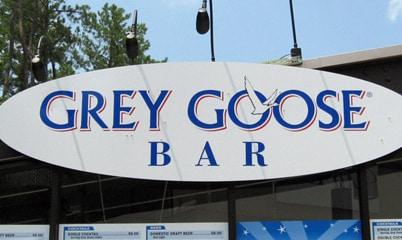 Option Signs Custom Signs Bar and Restaurant Grey Goose