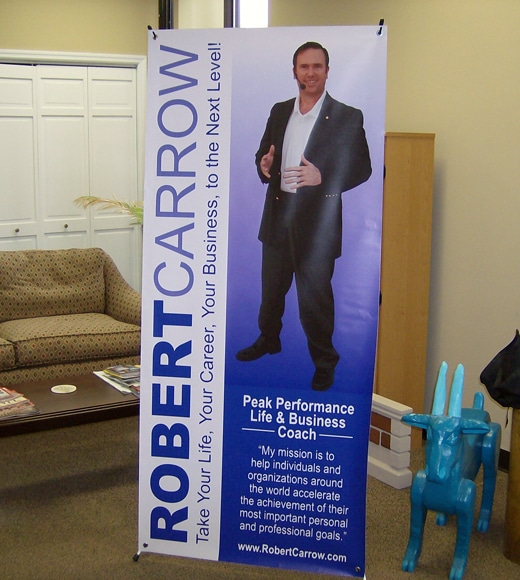 Option Signs Custom Signs Conference Promotionals