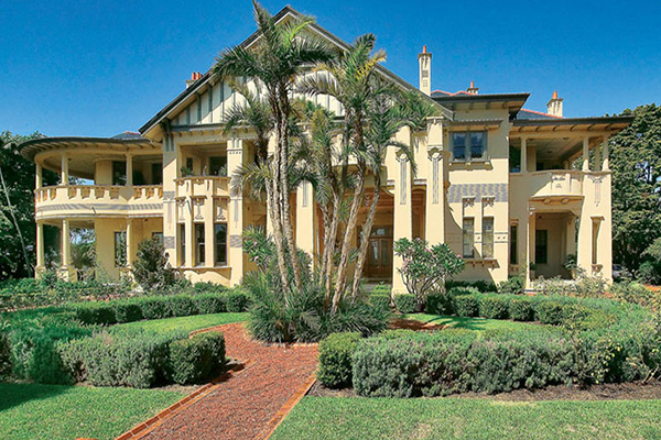 Babworth House, 1 Mount Adelaide Street, Darling Point ...