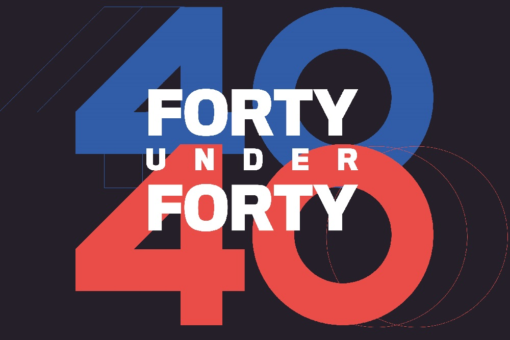 Insights Exec Named 40 Under 40 Innovators for 2020