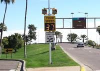radar speed display sign, radar speed sign
