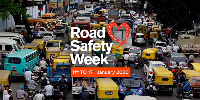 India Road Safety Week