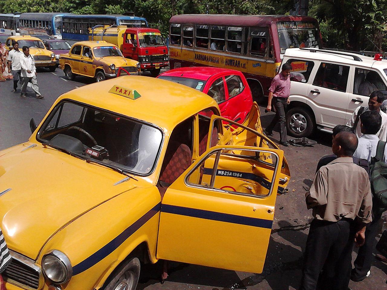 India Traffic Accident