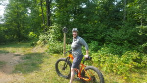 Solo Fat Bike Guided Tours Available